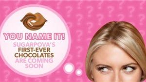 Mặc scandal của Sharapova, Sugarpova vẫn ra mắt hương vị chocolate mới