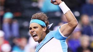 BNP Paribas Open 2016 – vòng 3: Hạ Verdasco, Nadal trả nợ thành công
