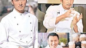 Tạ Đình Phong lôi kéo diễn viên Trung Quốc, Hàn Quốc đóng phim ẩm thực