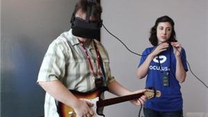 Game Rock Band: Phiên bản thực tế ảo giúp người chơi trải nghiệm cảm giác ngôi sao