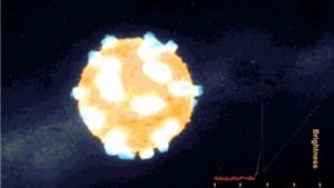 NASA lần đầu có hình ảnh về nổ sóng xung kích trong không gian