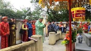 Con cháu từ Pháp về giỗ vua Thành Thái theo nghi thức cung đình Huế