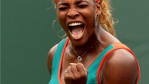 Miami Open ngày 2: Serena khuất phục đồng hương bướng bỉnh
