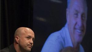 Jordi Cruyff: 'Johan Cruyff thuộc về tất cả mọi người'