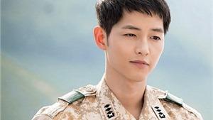 Song Joong-ki bất ngờ được bổ làm Đại sứ danh dự Du lịch Hàn Quốc