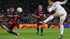 CẬP NHẬT tin sáng 3/4: Real ngược dòng thắng Barca. Spurs dừng bước. Azarenka VĐ Miami