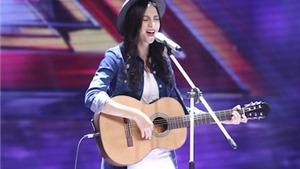 Mở màn X-Factor 2016: Giọng ca nữ gây ấn tượng