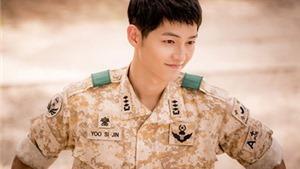 Song Joong Ki tiếp tục làm 'lính chiến' sau 'Hậu duệ mặt trời'