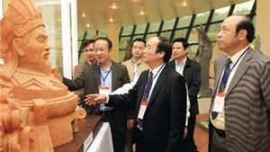 Dịp Giỗ tổ, sẽ trưng bày, lấy ý kiến nhân dân về mẫu tượng đài Hùng Vương