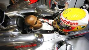 Thể lực & tinh thần trong F1: Chơi cờ vua tốc độ cao