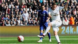 Swansea 1-0 Chelsea: Mạch trận bất bại của The Blues chính thức chấm dứt