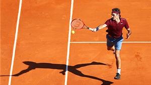 Monte Carlo Masters 2016 Federer: Trở lại và lợi hại như xưa...