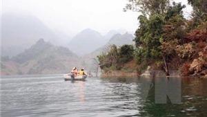 Lật ghe trên hồ thủy điện sông Tranh 2, một nạn nhân vẫn mất tích