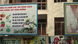 KINH HOÀNG: Cháu bé 3 tuổi rơi xuống từ ban công trường mầm non, đang cấp cứu