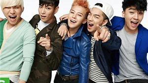 Big Bang đứng thứ 2 Top '100 nhân vật ảnh hưởng nhất' của TIME