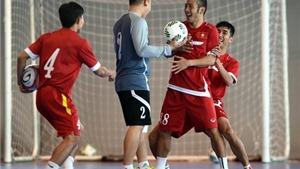 Tuyển futsal Việt Nam tìm thử thách, Philippines đặt mục tiêu vô địch AFF Cup
