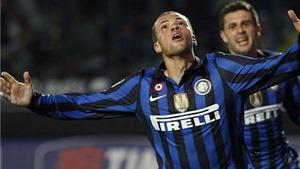 Inter Milan mất vé dự Champions League?