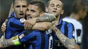 Inter Milan 3-1 Udinese: Jovetic lập cú đúp, Inter thắng trận đấu đặc biệt nhất lịch sử Serie A