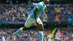 Man City: Iheanacho sẵn sàng đối đầu Real Madrid