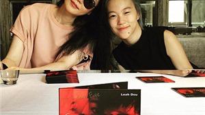 'Thiên hậu' Vương Phi 'rời cung cấm' vì album đầu tay của con gái