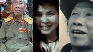 Xuân Quỳnh, Thu Bồn, Thuận Yến được đề nghị xét tặng giải thưởng Hồ Chí Minh
