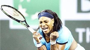 Serena Williams rút lui khỏi Madrid Open vì cúm