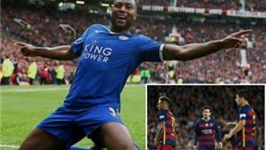 Leicester vô địch Premier League: Muốn thành công không nhất thiết phải đá như Barca