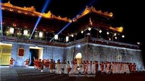 Festival Huế 2016: Đêm Hoàng cung lung linh huyền ảo
