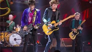 Các lão tướng Rolling Stones, Paul McCartney, Bob Dylan... xông ra sa mạc trình diễn