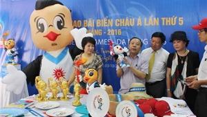 Đại hội thể thao bãi biển châu Á 2016  tại Đà Nẵng: Biển sạch nhưng vẫn lo 'đầu tiên'