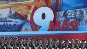Nga duyệt binh rầm rộ mừng Ngày Chiến thắng