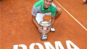 Nole và Nadal: Vô địch ở Rome sẽ đăng quang ở Paris?