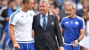 Chelsea: Di sản mờ nhạt của Hiddink