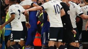 FA phạt nặng Chelsea và Tottenham vì xô xát ở trận derby London