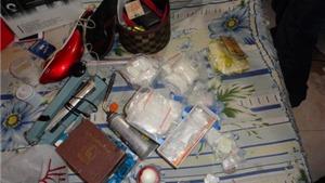 Thành phố Hồ Chí Minh: Triệt phá đường dây mua bán ma túy quy mô lớn