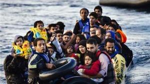 Thư châu Âu: Trẻ em châu Âu trải nghiệm làm người di cư