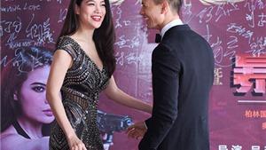 Trương Ngọc Ánh rạng ngời bên Kim Lý ở Bắc Kinh