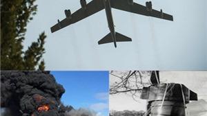 B-52 từng gặp sự cố kinh hoàng: 'đánh rơi' bom nguyên tử xuống nước Mỹ!