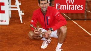 Tỷ lệ cược vô địch Roland Garros: Khởi động không tốt, Djokovic vẫn là ứng viên số một