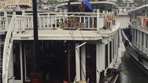 Tàu du lịch Hạ Long bị tố chặt chém 8 triệu/bữa ăn: Lời nói hay nhất là...hành động