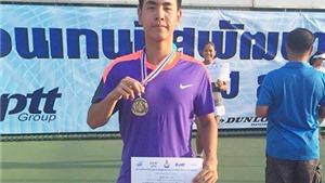 Nguyễn Đắc Tiến vô địch U18 Thailand Open