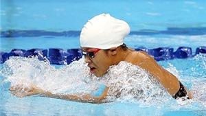 Giải bơi các nhóm tuổi QG 2016: Phương Trâm vượt qua cả Ánh Viên