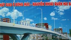 Hà Nội khởi công cầu vượt nút giao Ô Đông Mác – Nguyễn Khoái