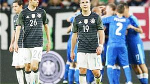 Đức 1-3 Slovakia: 'Đội B' của Joachim Loew thua 'sấp mặt' ngay tại sân nhà