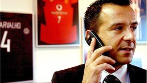Siêu cò Jorge Mendes: Buôn chủ tịch, bán HLV, chuyển nhượng 'combo'