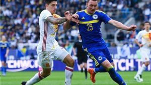 Tây Ban Nha chốt danh sách dự EURO 2016: Bellerin lần đầu góp mặt, Isco, Saul Niguez bị loại