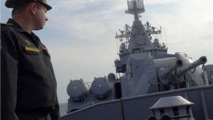 Nga khoe khu trục hạm vượt mặt mọi tàu chiến Mỹ
