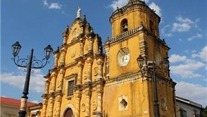 Chùm ảnh du lịch: Đến Nicaragua, thăm 'Thành phố sư tử' Leon