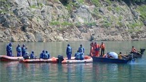 Trung Quốc khẩn trương tìm kiếm 14 người mất tích vụ lật tàu tại Tứ Xuyên