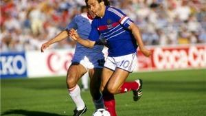L'Equipe bầu chọn: Michel Platini xuất sắc nhất lịch sử EURO, Tây Ban Nha áp đảo top 100